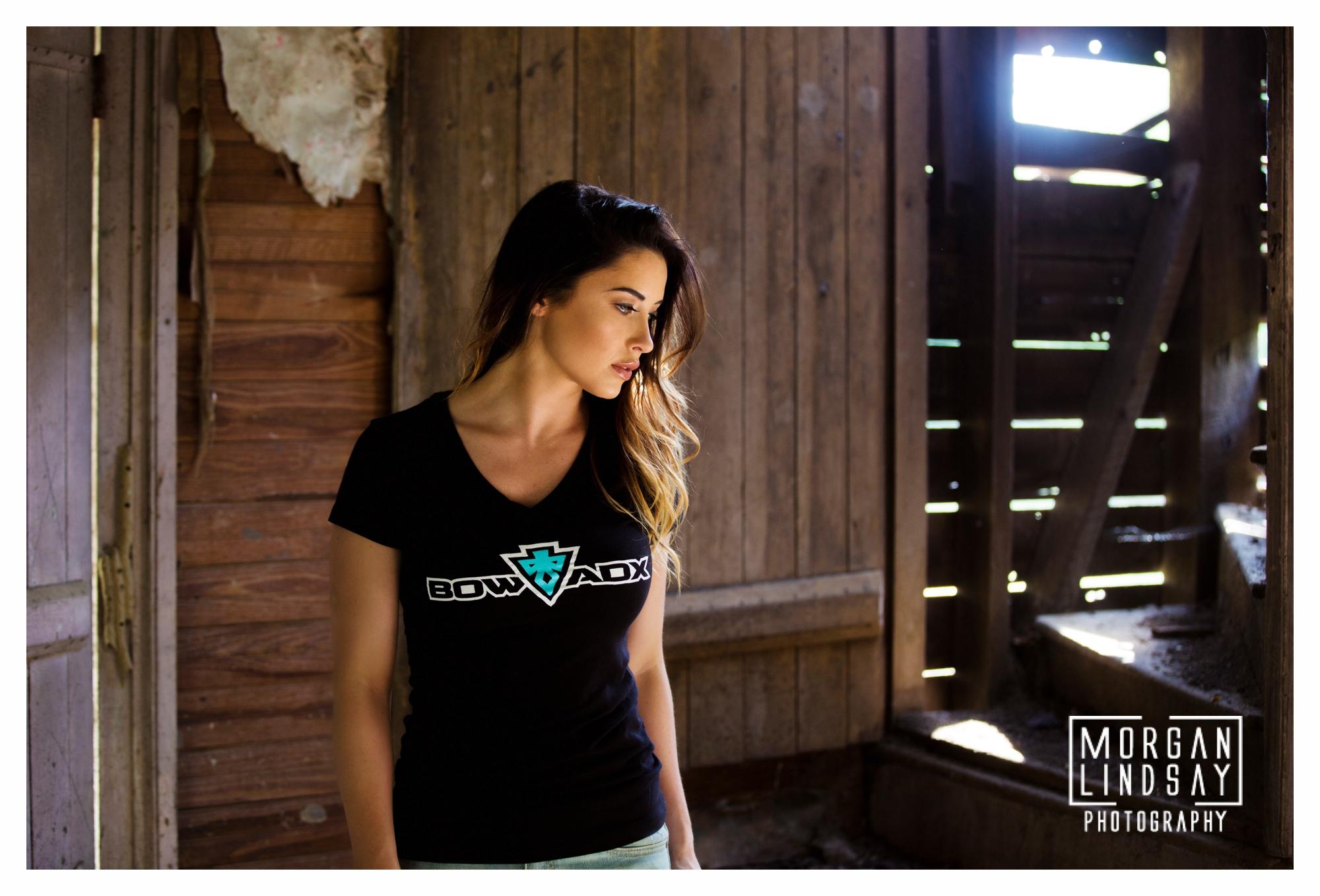 Nashville apparel promo shoot